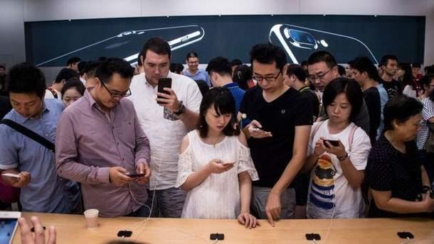 Apple позволит китайской фирме управлять данными пользователей iCloud в Китае