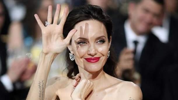 Анджелина Джоли безумно похудела: фото - Телеканал новостей 24 анджелина джоли новости
