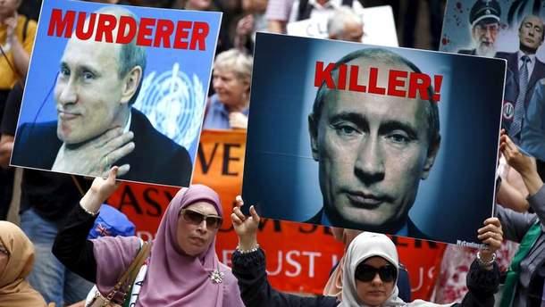 Военный эксперт объяснил, для чего Путину интервенция в Сирию