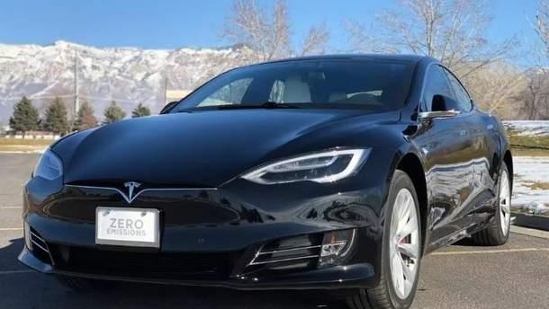 Tesla Model S стала бронированной