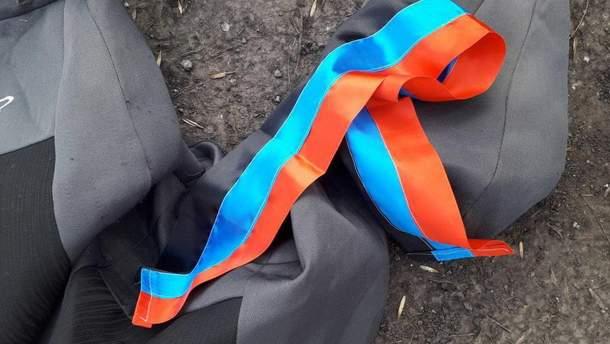 """Пограничники остановили машину с целой кучей """"подарков"""" из """"ДНР"""""""