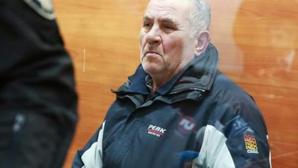 Юрій Россошанський - підозрюваний у вбивстві Ірини Ноздровської