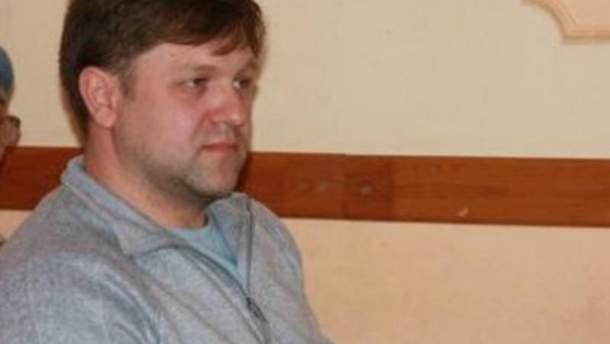 Цивільний активіст з Коломни Валентин Соколов
