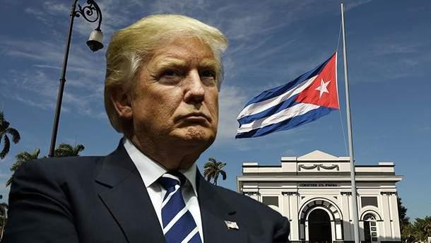 """Куба: слова Трампа о странах – """"грязных дырах"""" полны ненависти"""