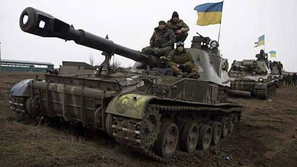 Украина может пойти в контрнаступление на Донбассе и отвоевать временно оккупированные территории