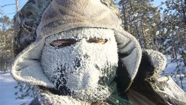 К снегопадам и сильным морозам подготовились на Днепропетровщине
