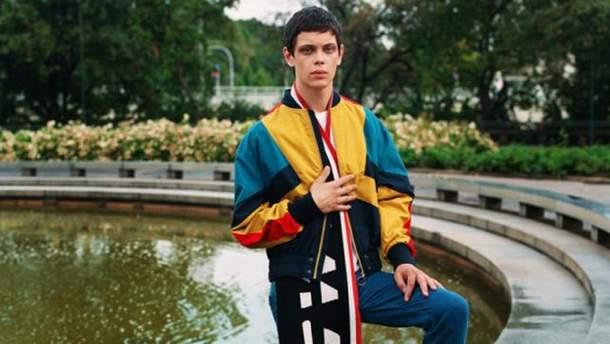 19-летний Игорь Любченко