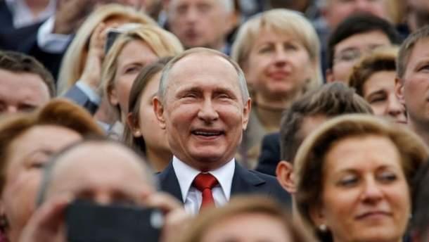 Путін має шанси перемогти на виборах у 2018 році у Росії