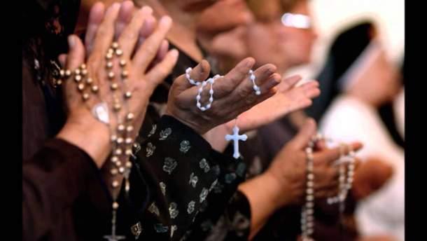 В Австрії мусульмани масово приймають християнство