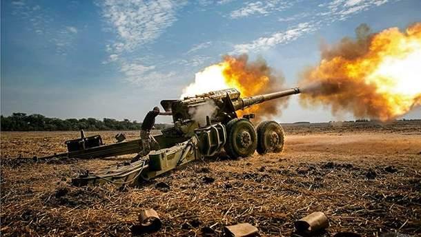 Стрільба з артилерії