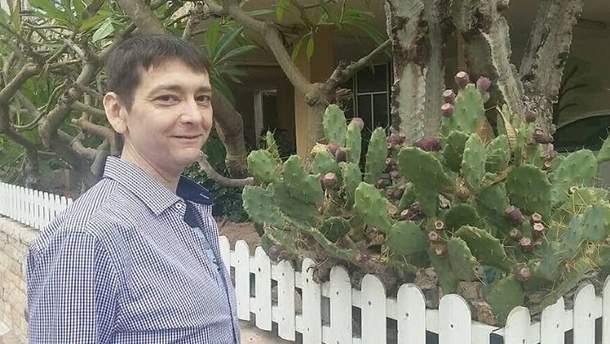 Журналіст Дмитро Гомон помер від раку