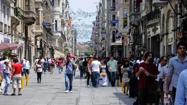 Улица в Ираке (иллюстрация)