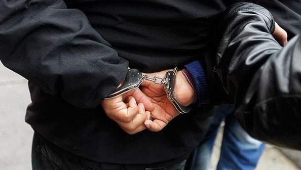 У Росії затримали бойовиків із Донбасу