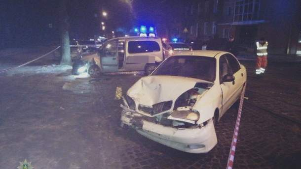 На Старый Новый год во Львове за ночь произошло три