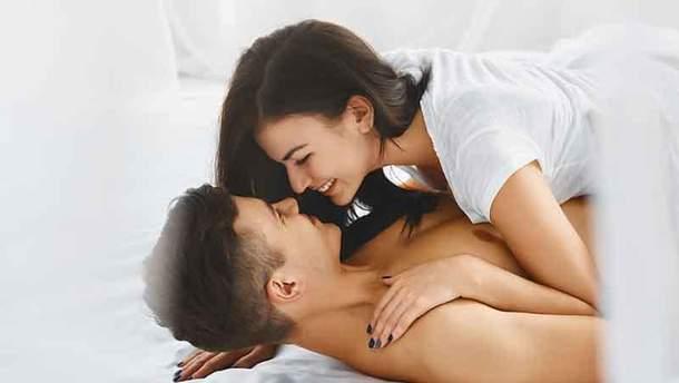 Користь щоденного сексу
