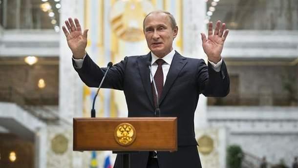 """""""Вікіпедія"""" достроково оголосила Путіна переможцем у президентських виборах"""
