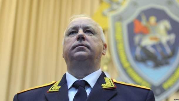 Олександр Бастрикін