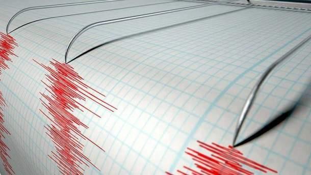 Землетрясение в Чили и Перу