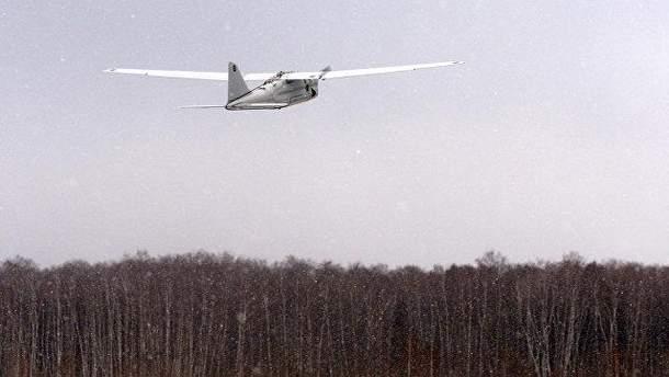"""Сили АТО збили три безпілотника """"Орлан-10"""" з початку перемир'я 23 грудня 2017 року"""
