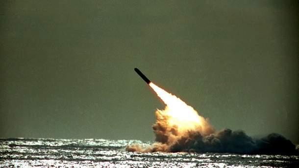 Росія має ядерну зброю, яка може досягти США