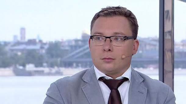Российского политолога не пустили в ЕС