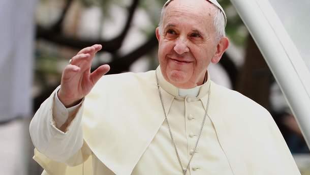 Папа Франциск встретится с украинцами в Италии