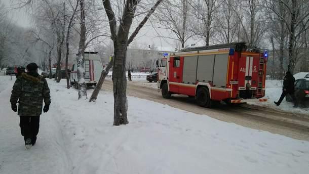Кривава різанина у школі Росії