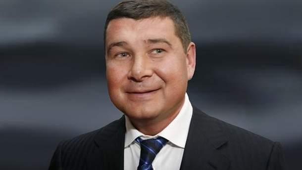 Онищенко показал фото со своим сыном