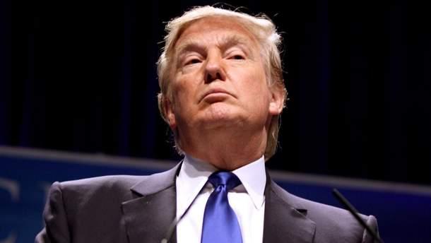 Трамп заявил, что он не расист