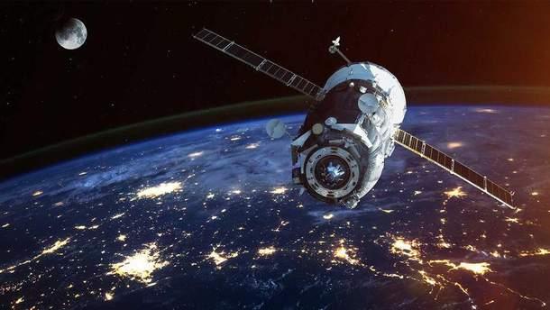 На Землю может упасть огромная космическая станция