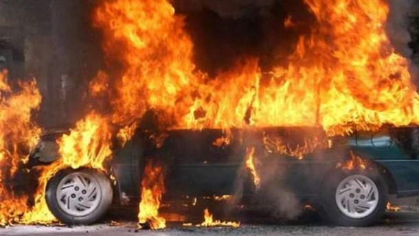 На территории дома нардепа Ефимова прогремел взрыв