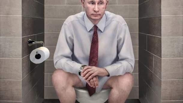 Путін спустив пострадянську Росію в унітаз, – Рабінович