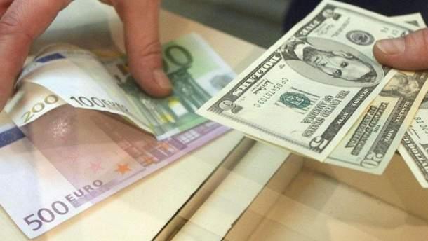 Наличный курс валют 15 января в Украине