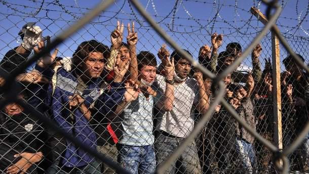 Как в Австрии беженцев хотят превратить в узников концлагеря
