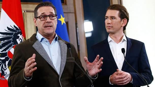 Австрийская партия свободы выступает за создание