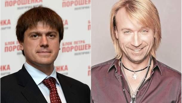 Нардепа Ивана Винника перепутали с певцом Олегом Винником