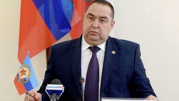 Экс-главарь боевиков на Донбассе Плотницкий находится в России