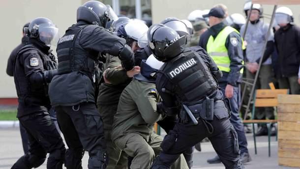 Поліція затримала інформатора бойовиків