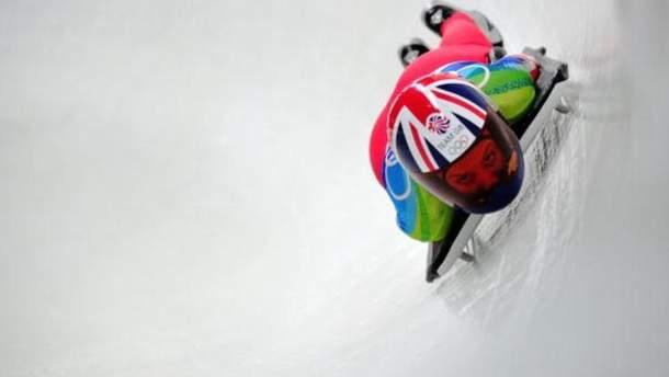 Олимпиада-2018: Украина впервые будет представлена в скелетоне