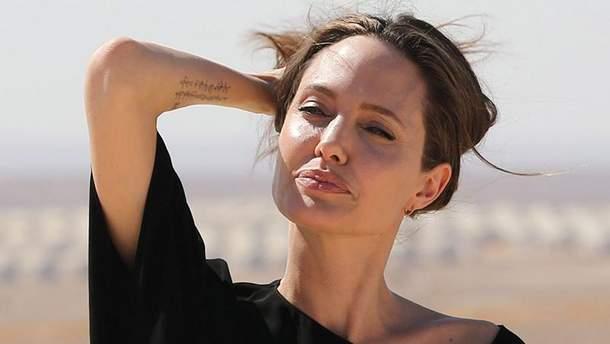 Анджелина Джоли нашла нового бойфренда?