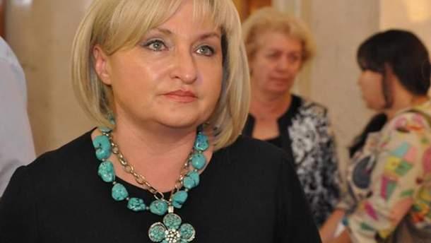 Ирина Луценко рассказала об убытках от оккупации Донбасса