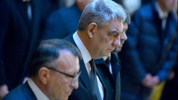 Прем'єр-міністр Румунії подав у відставку