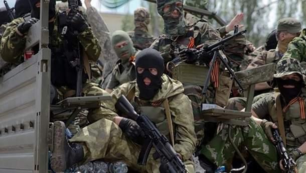 Боевики (иллюстрация)
