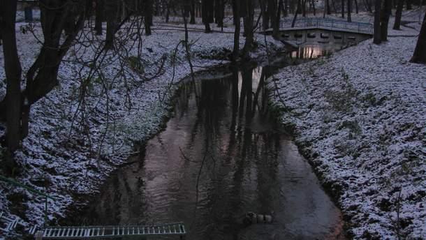Річка Свиня ( ілюстрація)