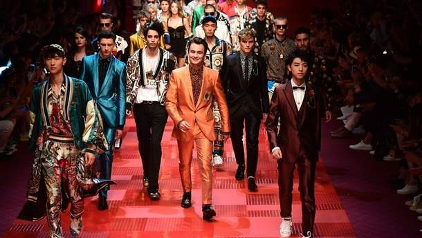 Milan Men's Fashion Week 2018