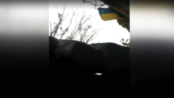 """""""Киборг"""" обнародовал архивное видео изнутри донецкого аэропорта"""