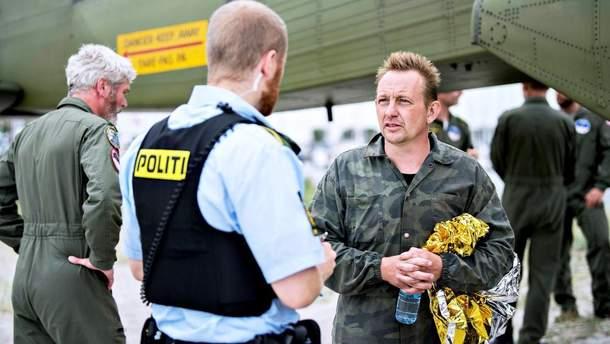 Петера Мадсена обвиняют в убийстве, насилии и расчленении трупа