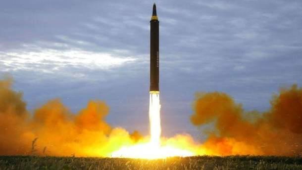 Японський телеканал помилково повідомив про запуск ракети КНДР