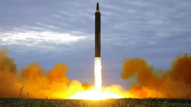 Японский телеканал ошибочно сообщил о запуске ракеты КНДР