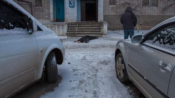 Парень совершил самоубийство в Днепре